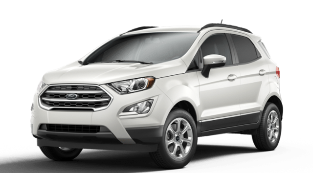 2019 Ford ECO Sport 4WD SE